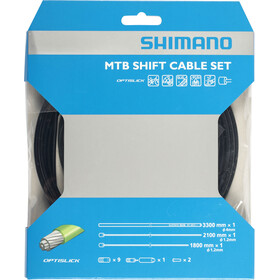 Shimano MTB Optislick Outer Brake Cable black